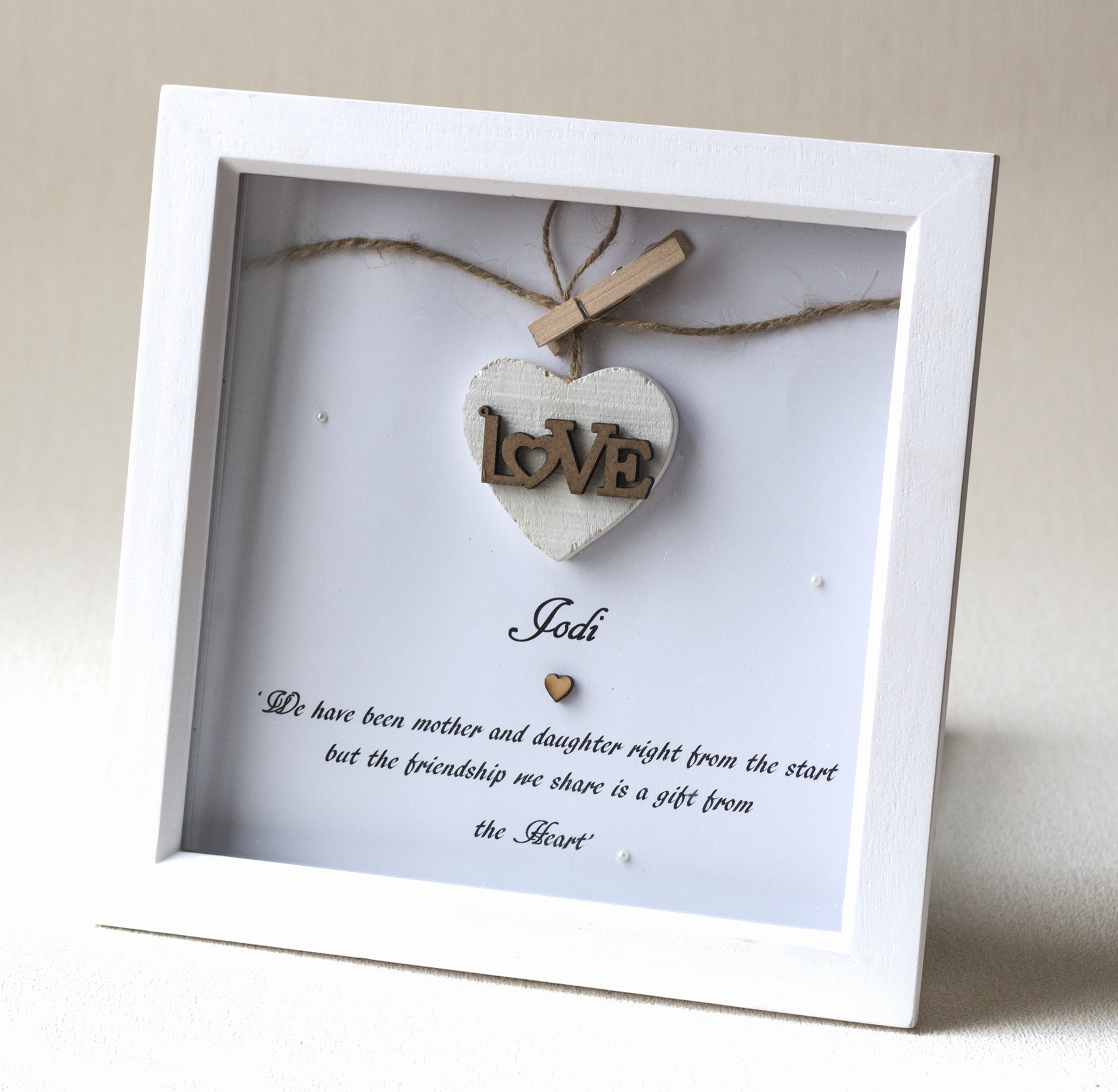 mother daughter frame - Mother Daughter Picture Frame