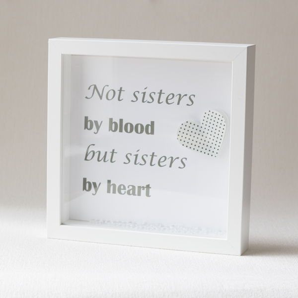 Beautiful Friendship Picture Frame Crest - Custom Picture Frame ...