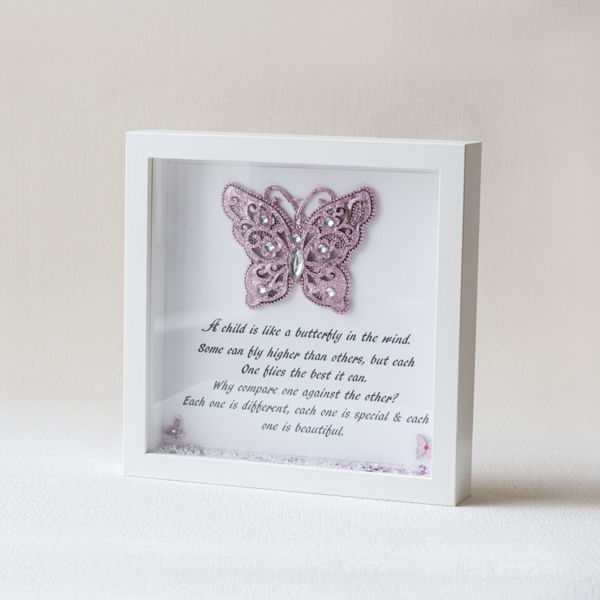 Child\'s Butterfly Frame - Souled in Love